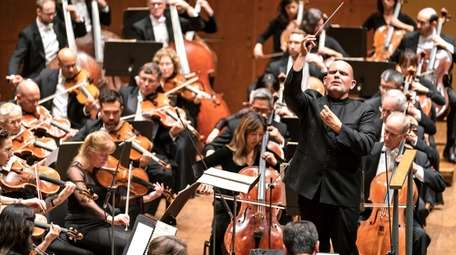 The New York Philharmonic will once again perform