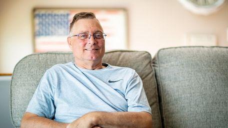Tim McCabe was diagnosed with primary sclerosing cholangitis