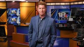 Stone Grissom, 46, is the News Director at