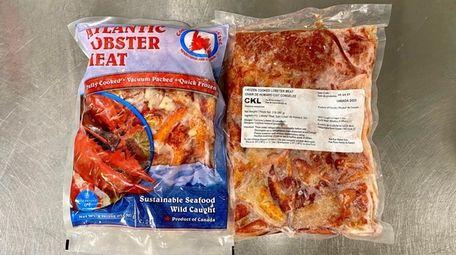 Gra-Bar, a Copiague-based seafood wholesaler, sells two kinds