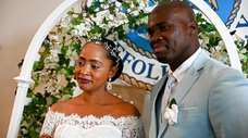 Weddings have returned as couples emerge from the