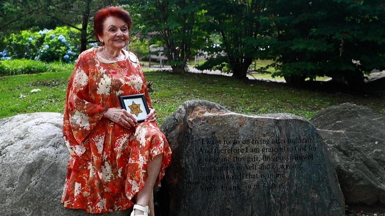 Rachel Epstein, 89, of Roslyn, is a survivor