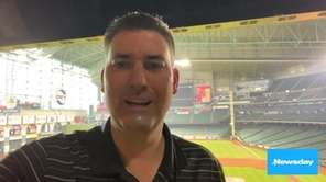 Newsday's Erik Boland discusses the Yankees' walk-off loss
