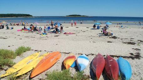 Here are summer getaways in Rhode Island, Maine,
