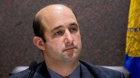 Suffolk County Legislature Presiding Officer Robert Calarco said