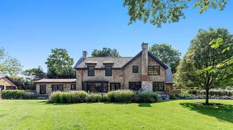 This Bridgehampton home is listed for $6.995 million.