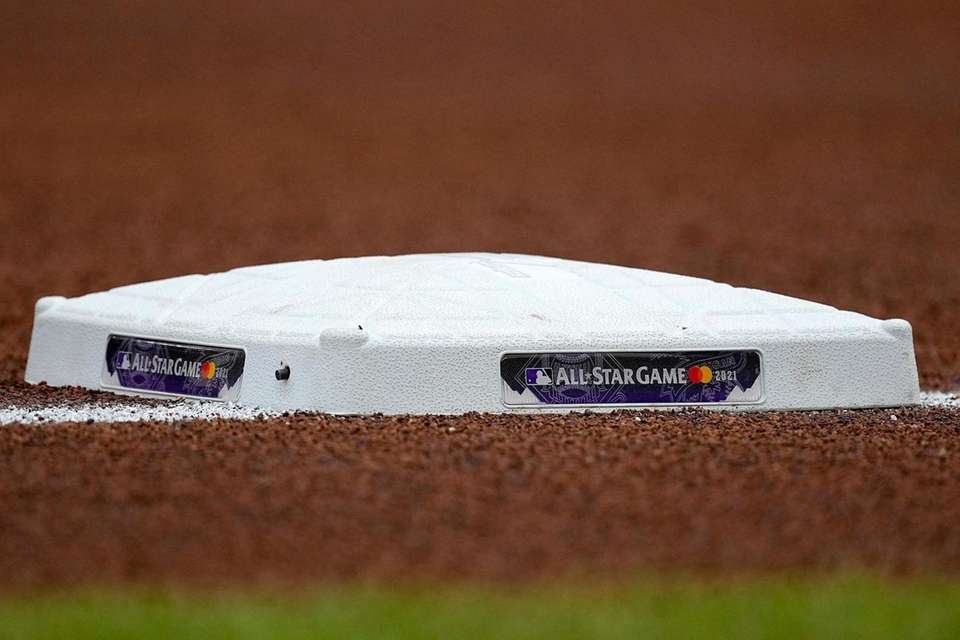 First base is shown with the All Star