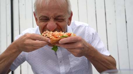 Newsday food writer Scott Vogel goes on an