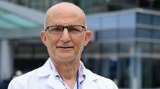 Dr. Bruce Farber, of North Shore University Hospital
