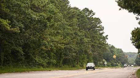 Brookhaven officials want to rezone the town-owned parcel,