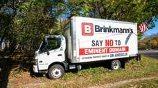 The family that owns Brinkmann's Hardware is suing