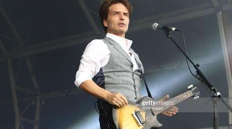 Musician Richard Marx took a cue from Rick