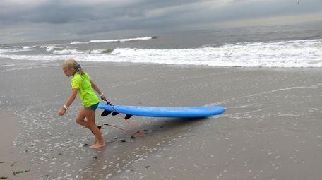 Cliff Skudin, president of Skudin Surf in Long