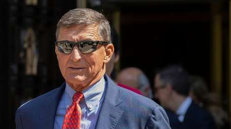 Michael Flynn, President Donald Trump's former national security