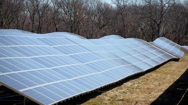 Riverhead Solar 2 LLC has a solar farm