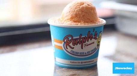 Ralph's Famous Italian Ices & Ice Cream is