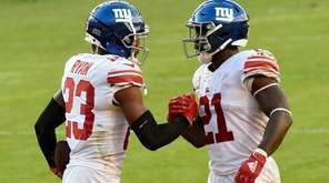 "New York Giants safety Logan Ryan joins ""Good"