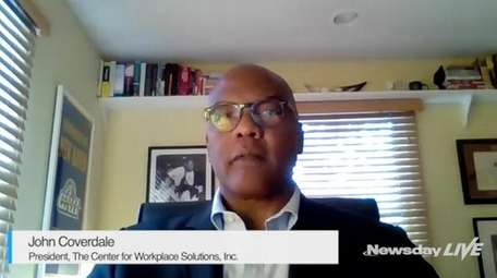 John Coverdale, President, The Center for Workplace Solutions,