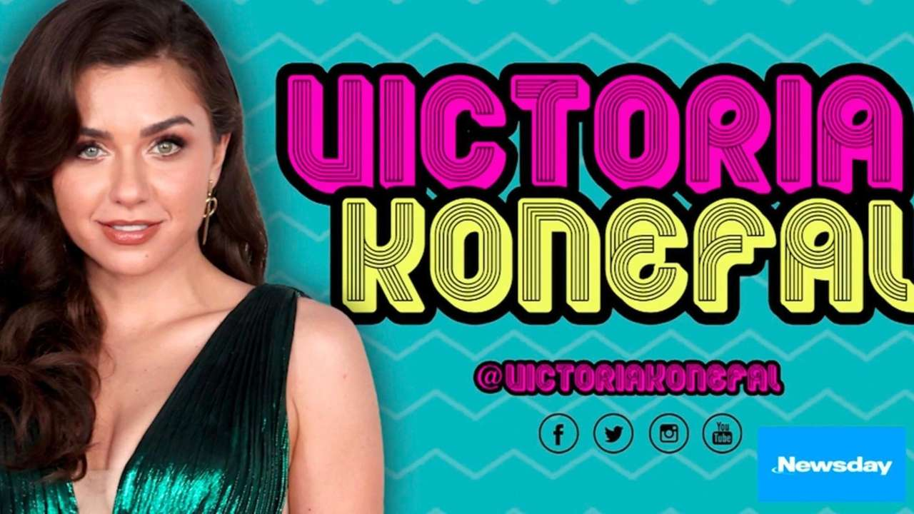 Victoria Konefal is a first-generation American, an actoron