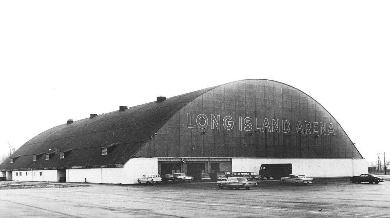 The Long Island Arena in Commack closed its
