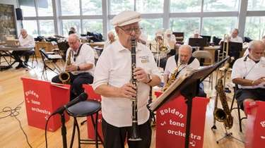 GOLDEN TONE ORCHESTRA DANCE Dance with the 21-piece