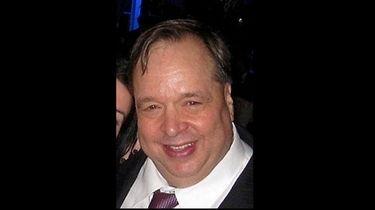 A 2011 photo showing Ken Dickman, longtime News