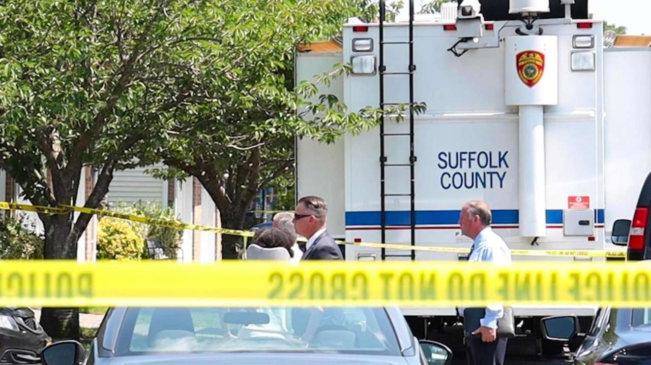 Suffolk County police said they believe the killing