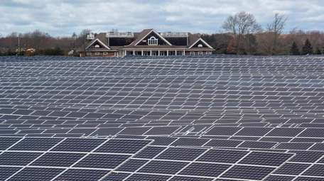Duke Energy Renewables and Invenergy Shoreham Solar Commons