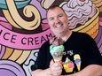 Newsday food writer Scott Vogel visited Ice Cream