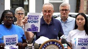 Sen. Chuck Schumer (D-N.Y.) on Sunday called on