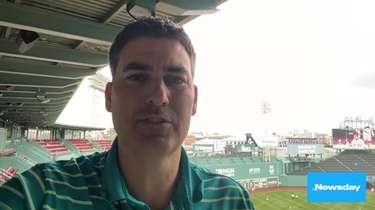 Newsday's Erik Boland discusses the Yankees' loss to