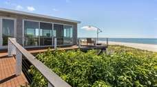 Built in 1962, the house has panoramic views