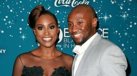 Issa Rae and longtime boyfriend Louis Diame said