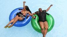 Charita Rawls, of Queens, and Latoya Nelson, of