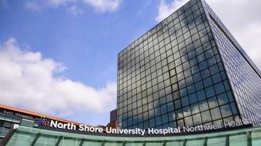 Northwell Health's North Shore University Hospital, in Manhasset,