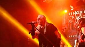 Singer Dee Snider is back in touch with