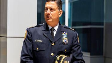 Nassau County Assistant Police Chief Chris Ferro Christopher