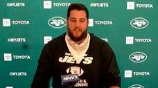 In a video grab from Zoom, Jets guard