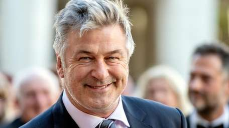 Alec Baldwin has been named honorary chairman of