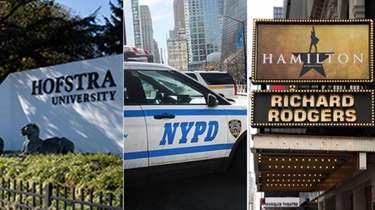 Hofstra University, the City of New York and