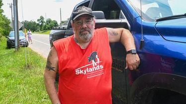 Mike Stura, president and founder of Skyland Animal