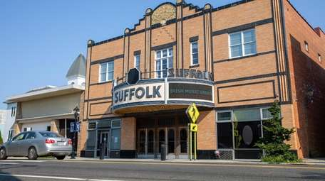 Riverhead's Suffolk Theater reopens on Aug. 27.