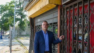 Brookhaven Councilman Dan Panico said,
