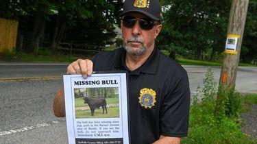 Suffolk SPCA president Roy Gross on Thursday talked