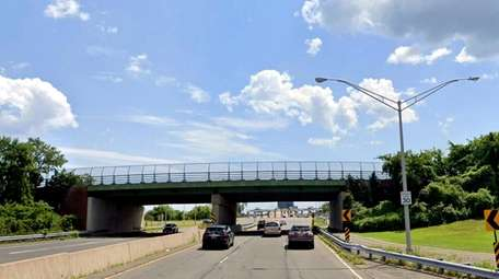 The bridge in Lawrence being renamed for Peter