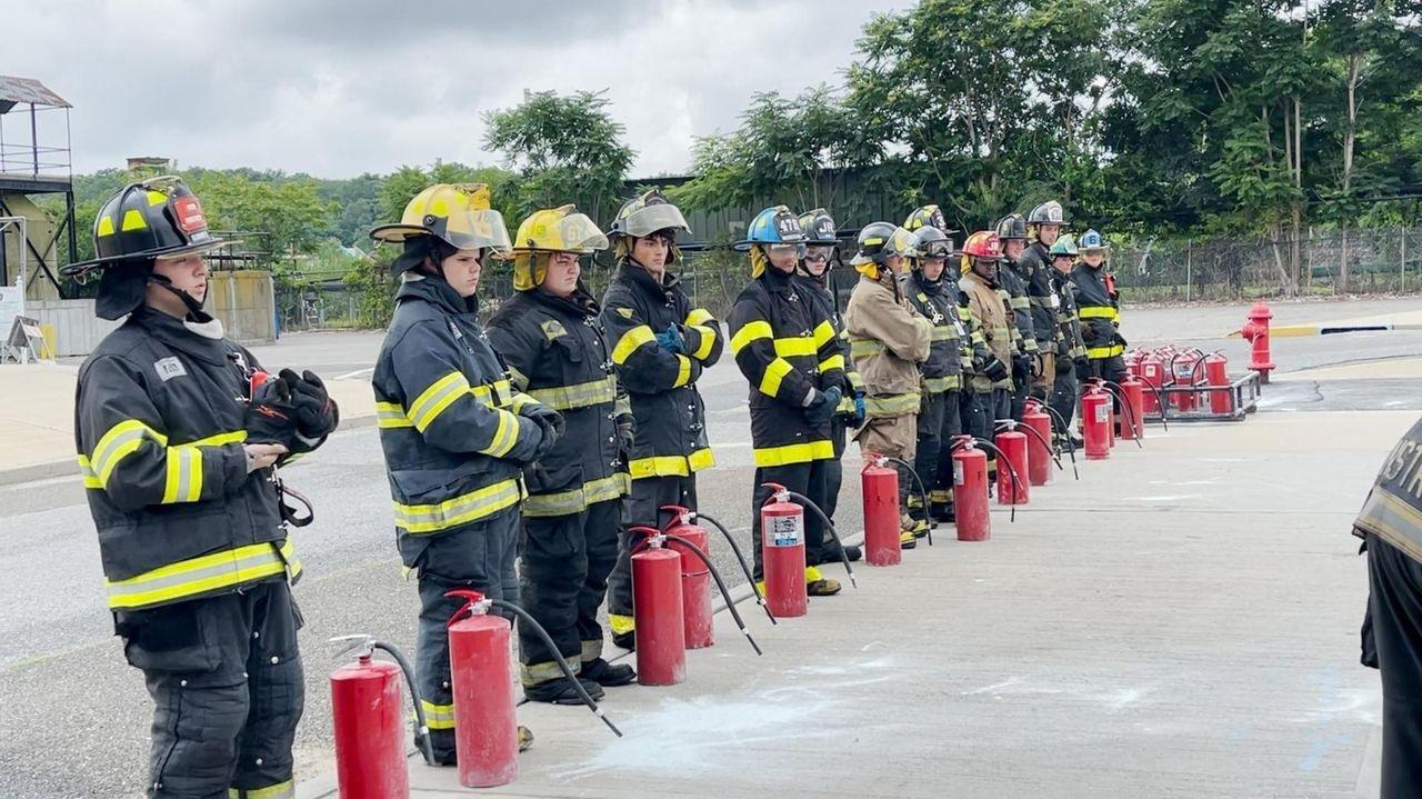 The Nassau County Junior Fire Association hosted a