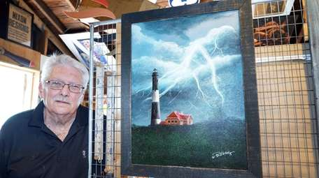 Attracted by rustic America, Bill Kuchler started