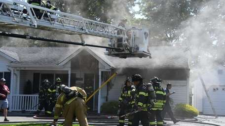 Firefighters responded to a fatal house fire on