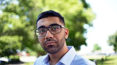 Ryan Pacheco, of Huntington Station, says Burger King
