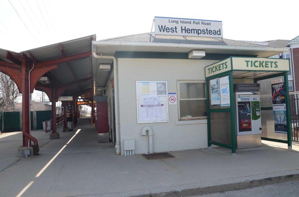 The Long Island Rail Road's West Hempstead train